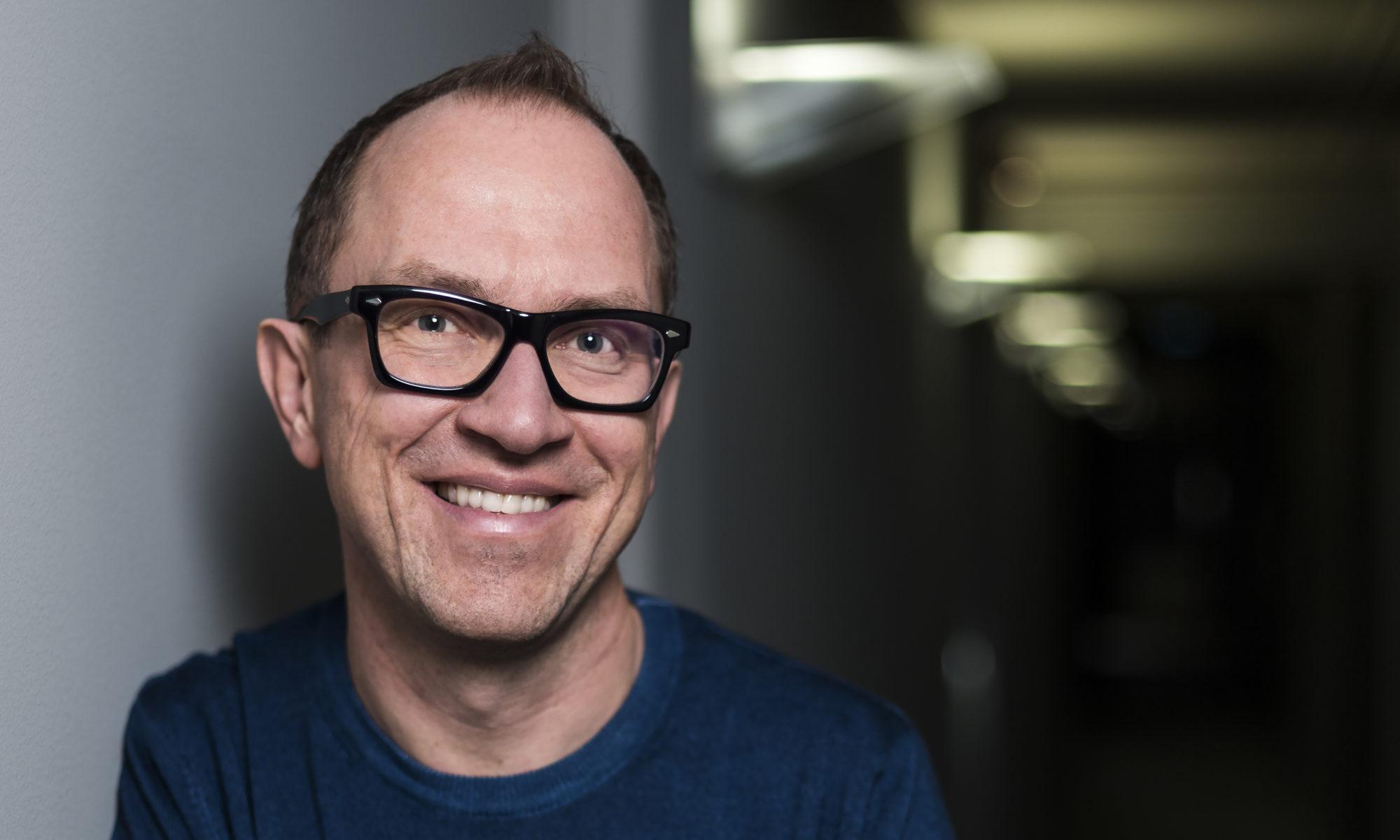 Håkan Lindgren - författare
